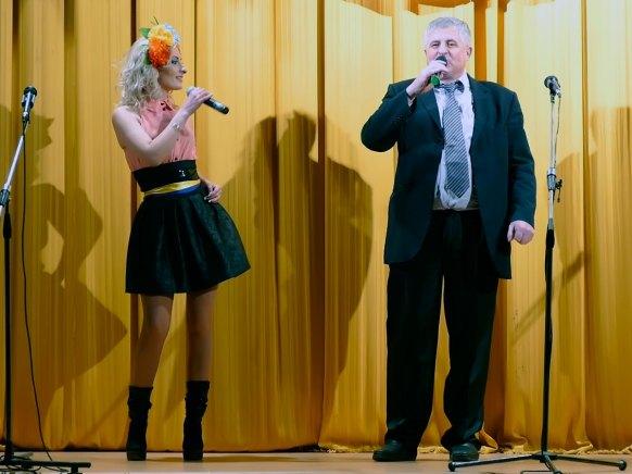 Лидия Горелова и Дмитрий Рипак - «Цвіте терен»