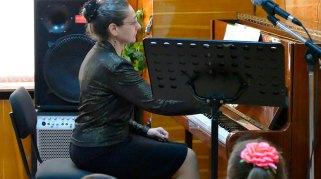 28 марта 2017 года в концертном зале Детской музыкальной школы Изюма состоялся концерт скрипичной музыки «З Україною в серцi»