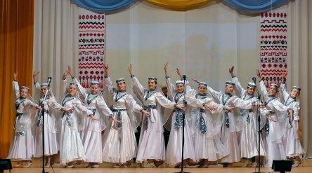 Большой концерт второго этапа областного смотра конкурса творческой самодеятельности ИПЛ под девизом «Воодушевленные Верою в Украину»