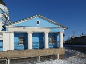 Здание архитектурного ансамбля храма