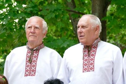 Борис Мосюр и Михаил Кузнецов