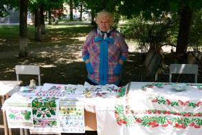 «Город мастеров Слобожанщины» — выставка-ярмарка мастеров Украины.