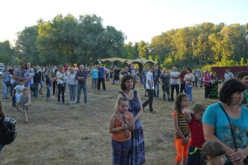 В Изюме 25 июня 2017 года, в 19-00 час. на пляже «Спартак» состоялся молодежный OPEN-AIR