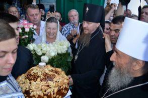 Управляющий Изюмской епархией архиепископ Елисей