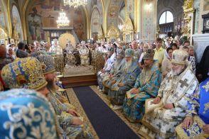 21 июля 2017, в день праздника Песчанской иконы Божьей Матери