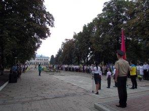 Центральный парк, главная аллея
