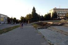 Прямо - улица Соборная