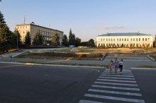Пешеходный переход улица Соборная