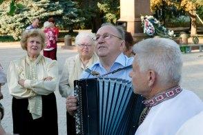 Художественный руководитель и аккомпаниатор хора «Криниченька»