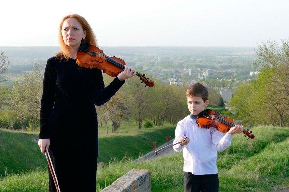 Юлия и Богдан Шилько