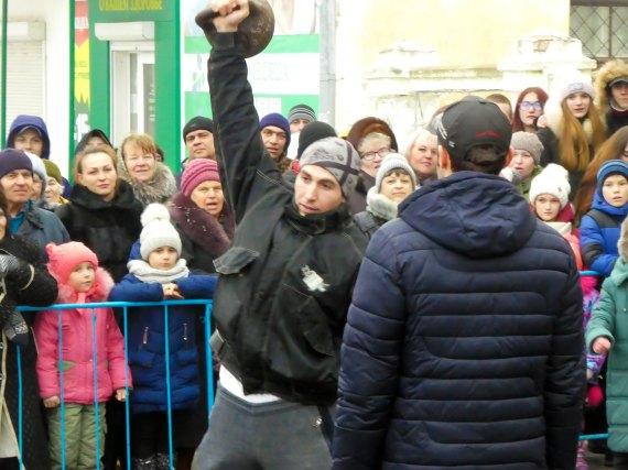Вадим Котов и Владимир Ткаченко - судья конкурса