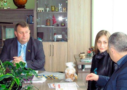 Валерий Марченко и Анастасия Мацукая