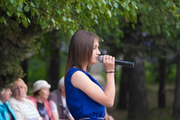 Праздничный концерт посвященный Дню Победы 9 мая