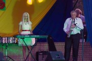 Лидия Горелова и Дмитрий Рипак