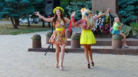 Ольга Евтушок и Лидия Горелова - «Квітка» (Але я не твоя)