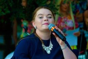Праздничный концерт в Изюме, посвященный Дню Независимости Украины