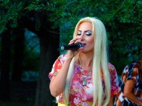 Праздничный концерт в Изюме посвященный Дню Независимости Украины