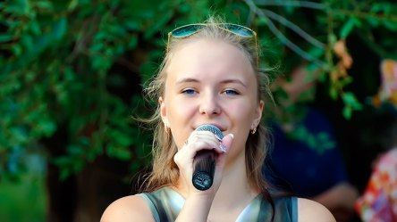 Праздничный концерт, 23 августа 2018 года, площадь у памятника Волоху по проспекту Независимости
