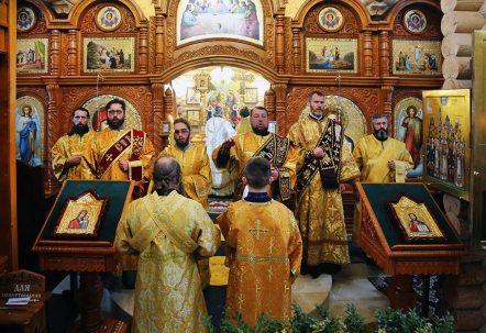 Протодиякон Свято-Вознесенка кафедрального собору Димитрій Шилько