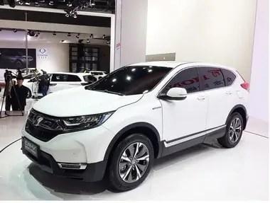cr-v sport hybrid