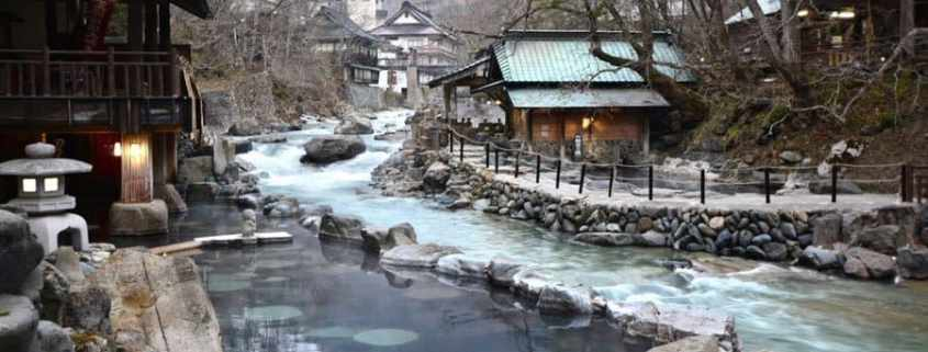 Onsen, the art of bathing in Japan
