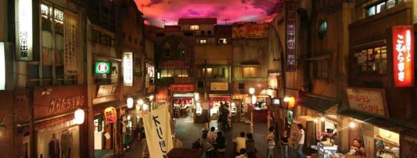 Japan Food Theme Parks