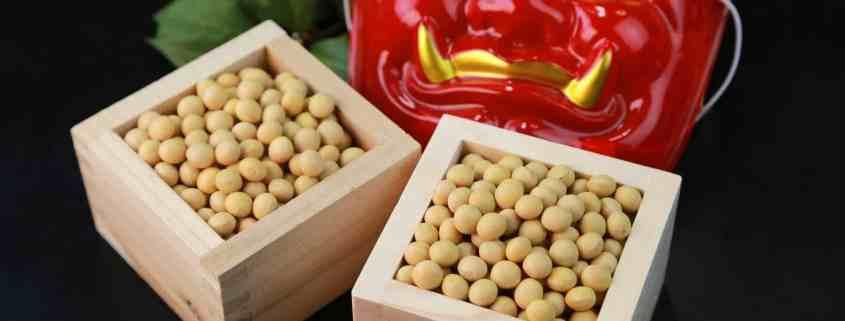 The Bean-Throwing Festival: Setsubun