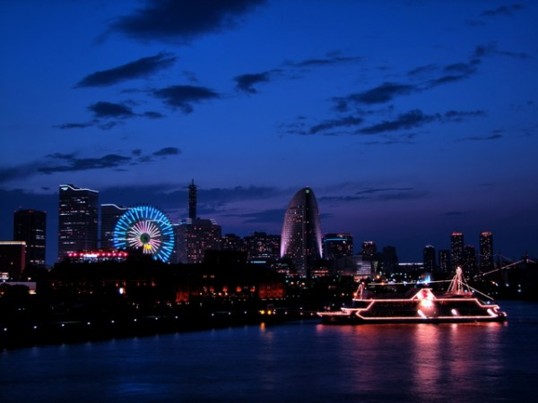 Yokohama_Minato_Mirai