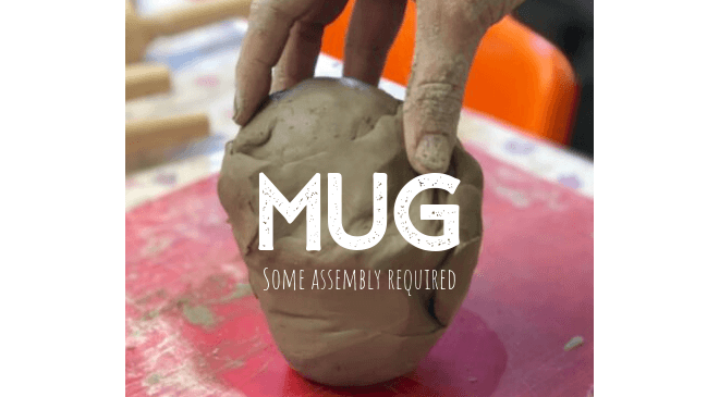 Adult Clay Class via Zoom – Mug Edition 05/23