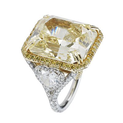Kimora Lee Simmonss Ring