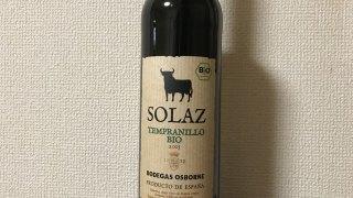 ソラス テンプラニーリョ ビオ スクリューキャップオーガニックワイン