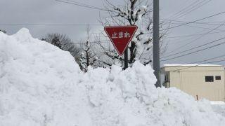 雪かきは終わりません 福井豪雪