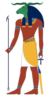 Khnum, guardian of the Nile