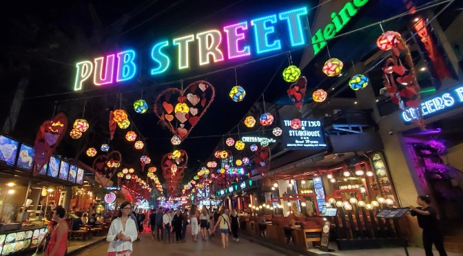 Pub Street FUN in Siem Reap
