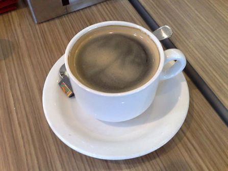 Coffee At Institute of Shimla