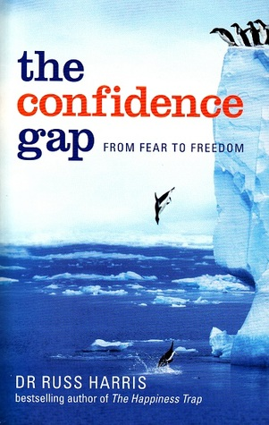 Having already polished off 'The Happiness Trap' and 'The Reality Slap', it only stands to reason that I want to read Russ Harris' 'The Confidence Gap' as I continue my journey with ACT (Acceptance and Commitment Therapy)