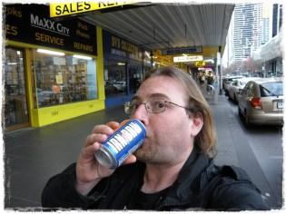 Irn Bru Selfie! :p