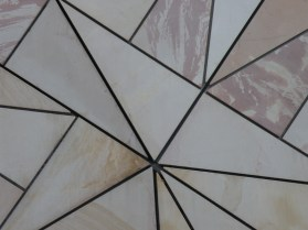 Textures of Federation Square (V)