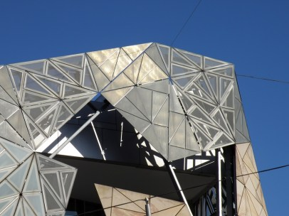 Textures of Federation Square (VII)