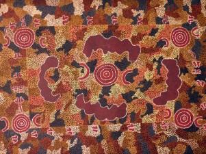 Marlu Jukurrpa [Kangaroos Dreaming] (Paddy Japaljarri Stewart)