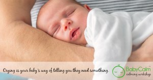 BabyCalm calming workshop