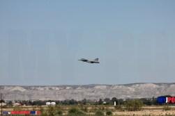The Hungarian Air Force 59/1 Sqn JAS-39C Gripen, Zaragoza Air Force Base, 05/2016.
