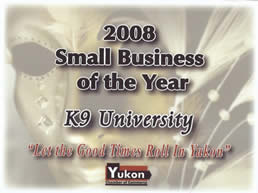 Yukon Small Business of the Year