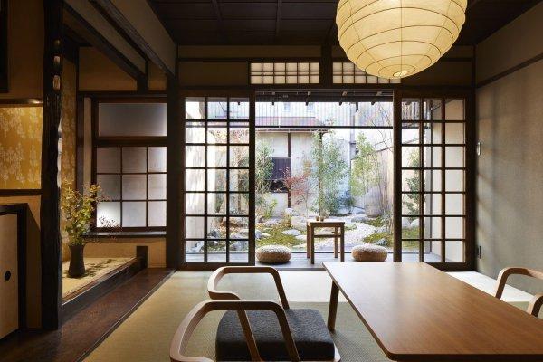 Интерьеры в стиле японского минимализма (59 фото)