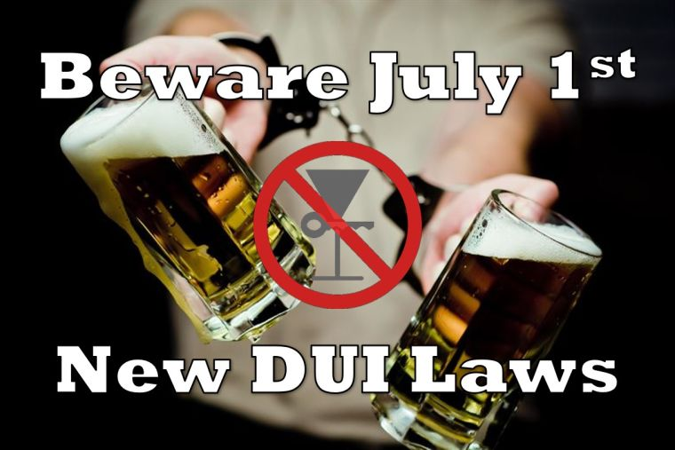 New Taiwan DUI Laws