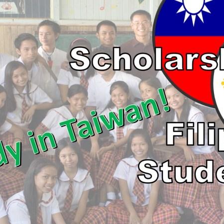 Taiwan Philippines Scholarship
