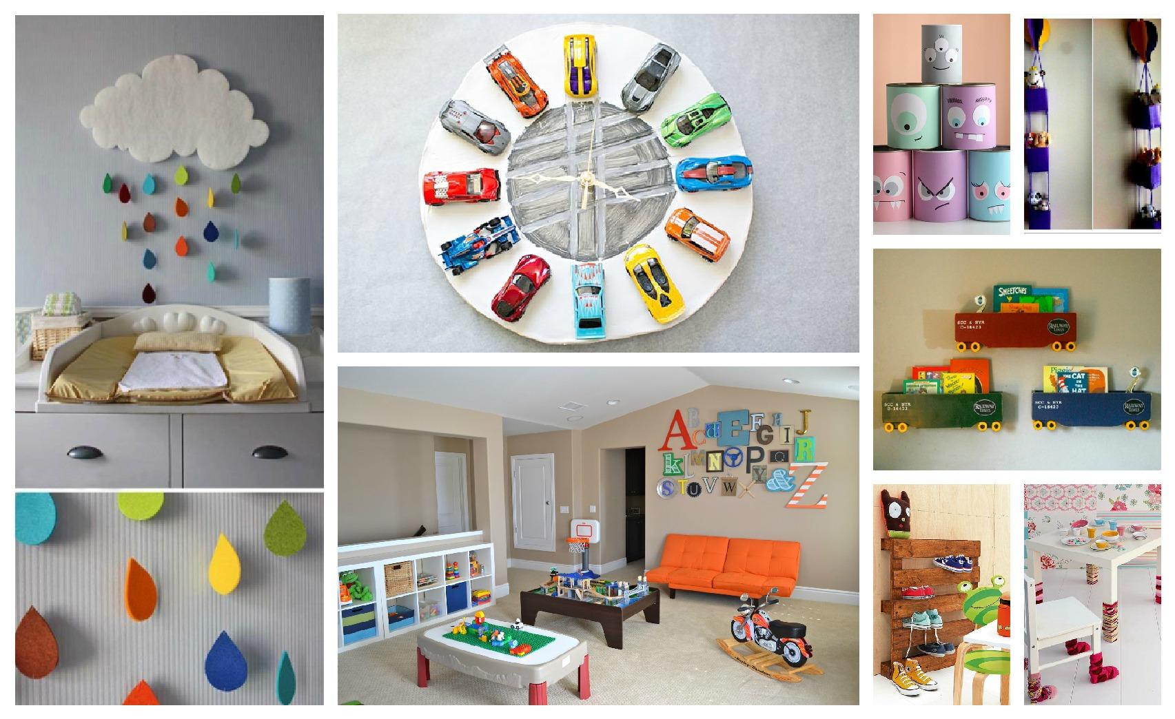 Childrens Room Decor Ideas