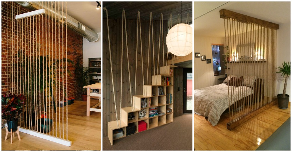 10 Affordable Rope Room Dividers You Need To Check