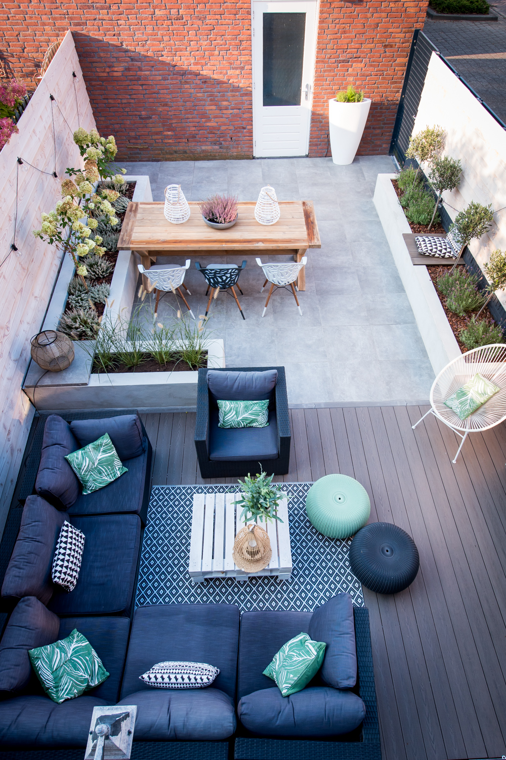 12 Stunning Small Patio Plans To Incorporate Even In The ... on My Patio Design  id=74050