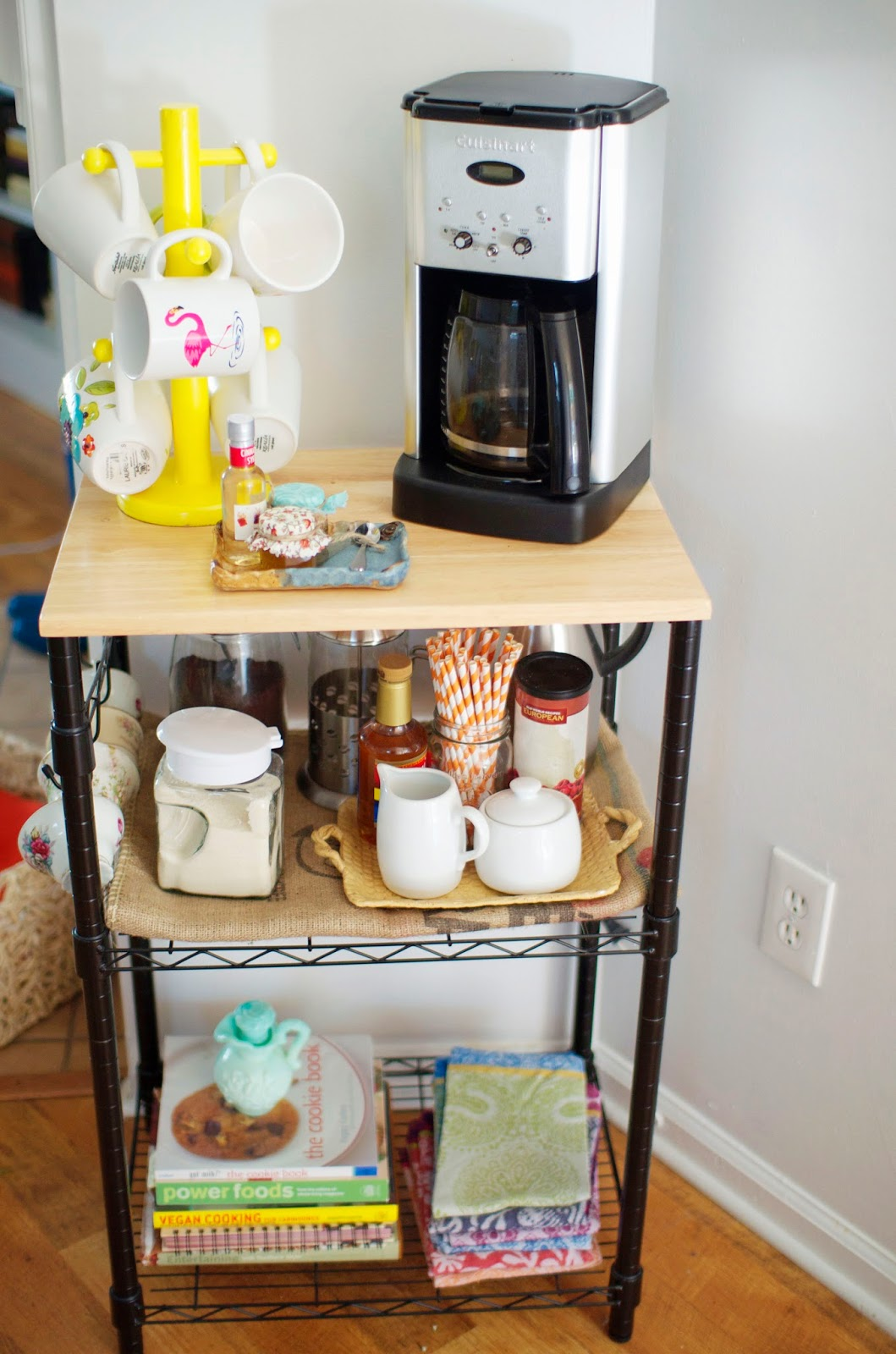 Redecorating the rooms in your home can bring some chaos, but it also brings a lot of excitement as you watch an entirely new look come to life in rooms that had become mundane and dated. Tea Station Ideas To Keep You Warm In The Cold Days